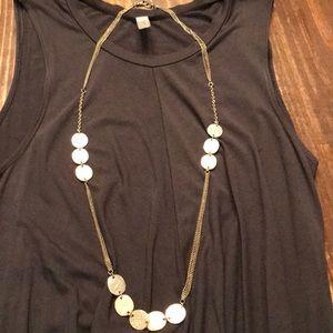"""Loft 15"""" necklace"""